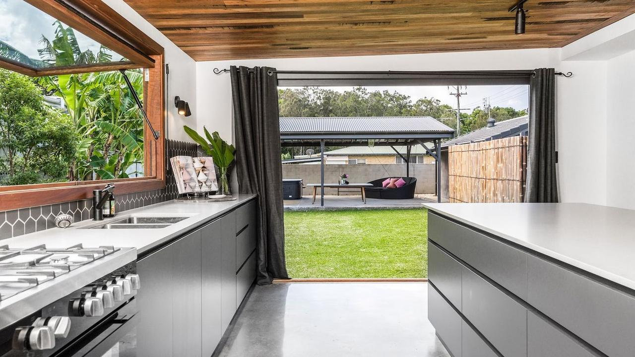 A DA is before Byron Shire Council to demolish the building at 27 Marvell St, Byron Bay and construct three new villas. The property sold for $4.3 million in November 2020. It was marketed by Pacifico Property.
