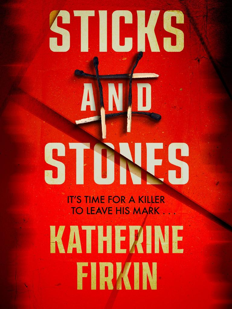 Sticks and Stones by Katherine Firkin.