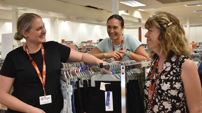 FINAL DAYS: Dalby farewells Target to make way for Kmart