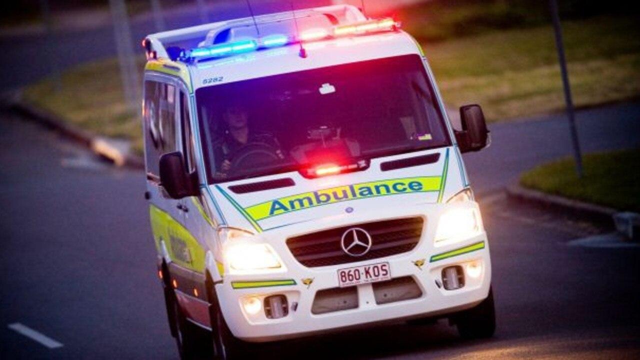 QAS called to crash in Bundaberg North. Photo: File.