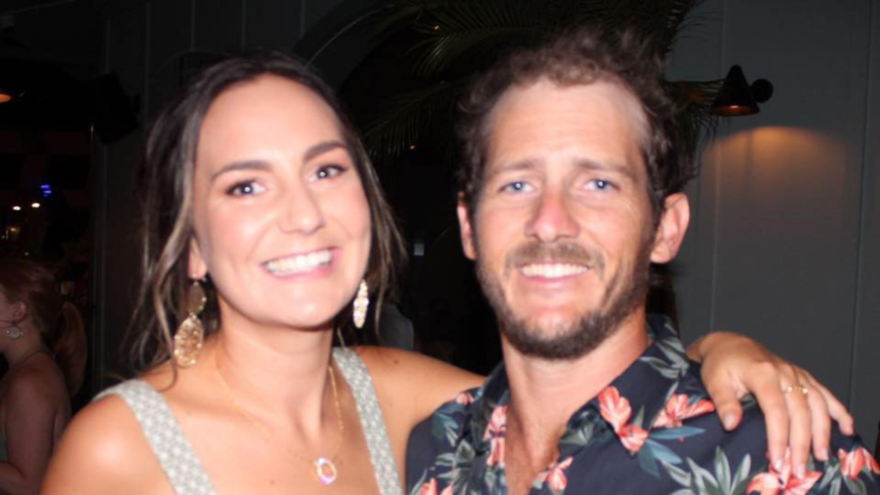 Kate Leadbetter and Matty Field were killed by an allegedly stolen car on Tuesday near their home at Alexandra Hills, on Brisbane's bayside.