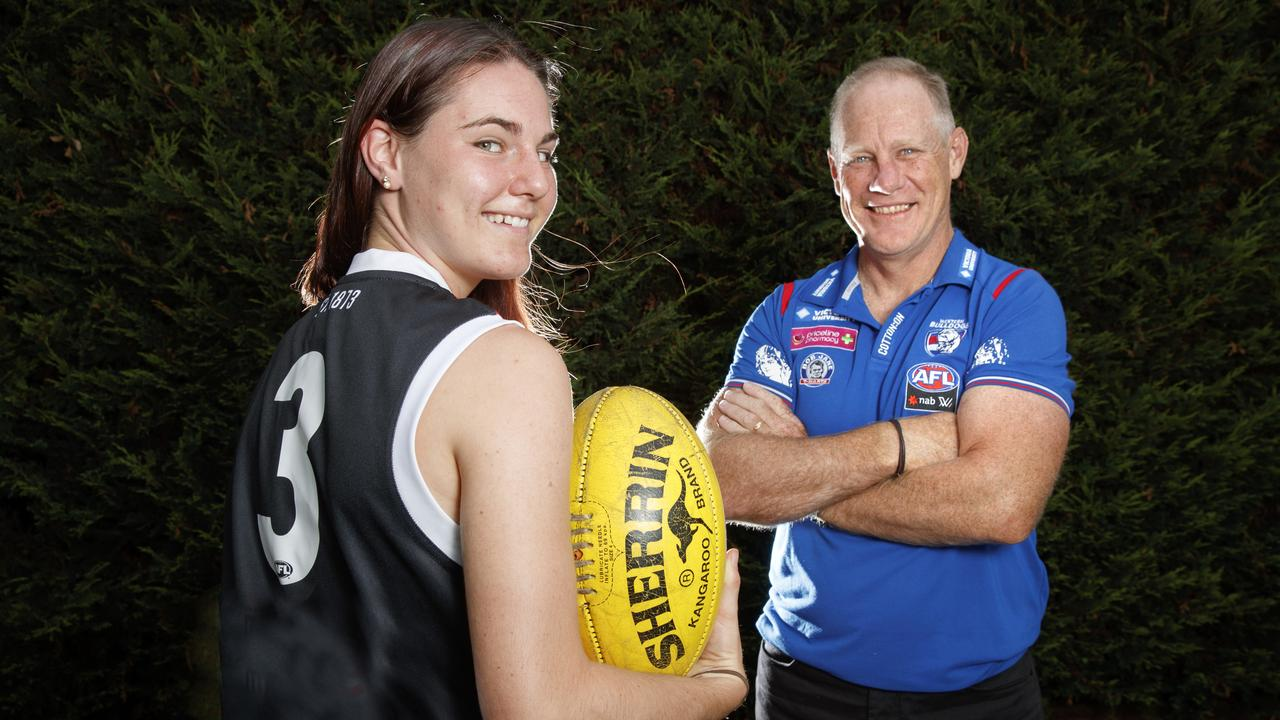 Burke family battle: Will dad or daughter reign supreme?