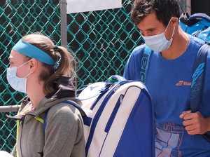 Australian Open lockdown exit plans revealed