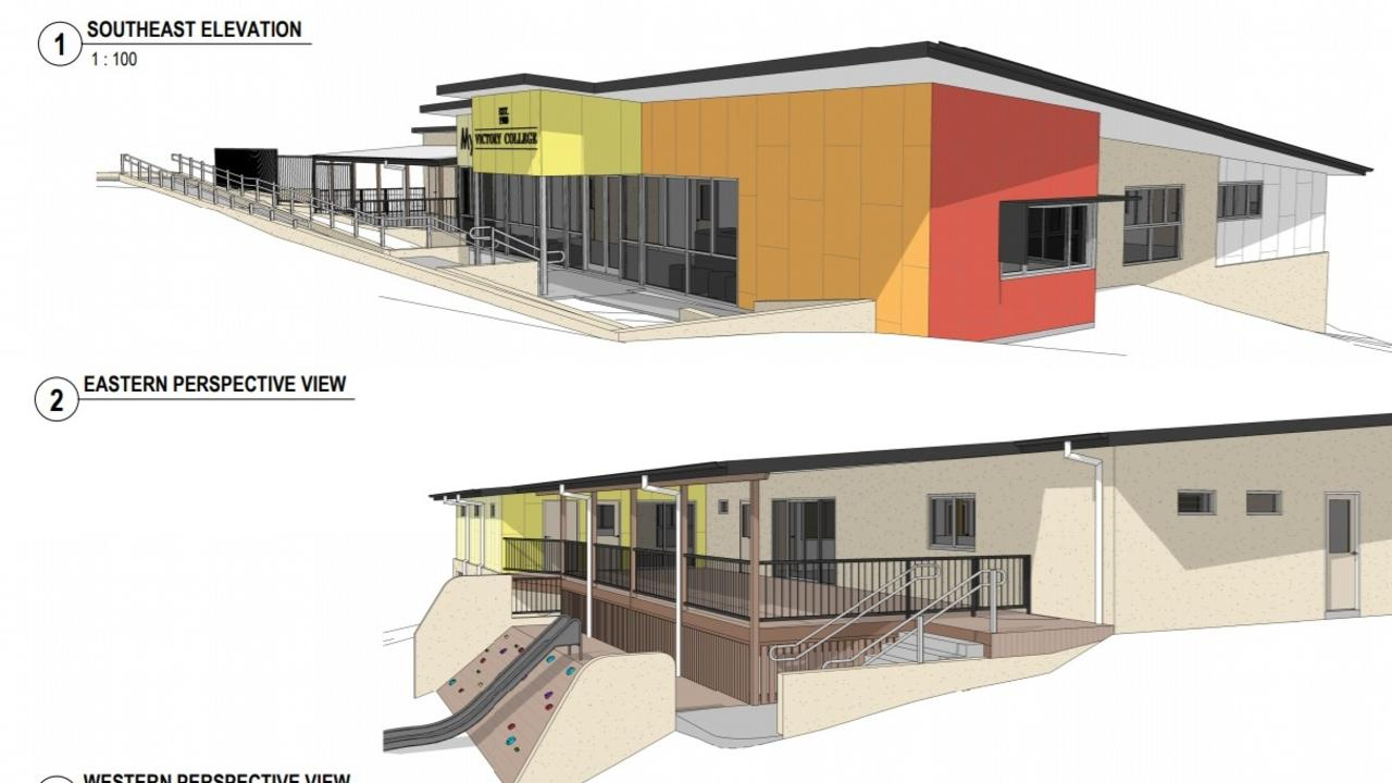 Victory College Gympie expansion