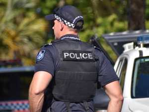 Possible armed man forces police to evacuate homes