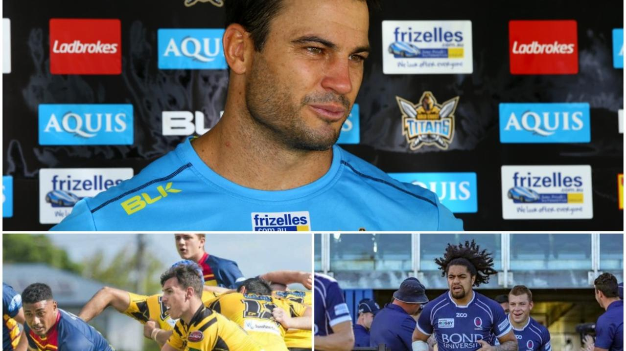 Sunshine Coast A-grade rugby league returns with new faces including David Shillington, Damien Forde-Hurrell and Sunia Finefeuiaki.
