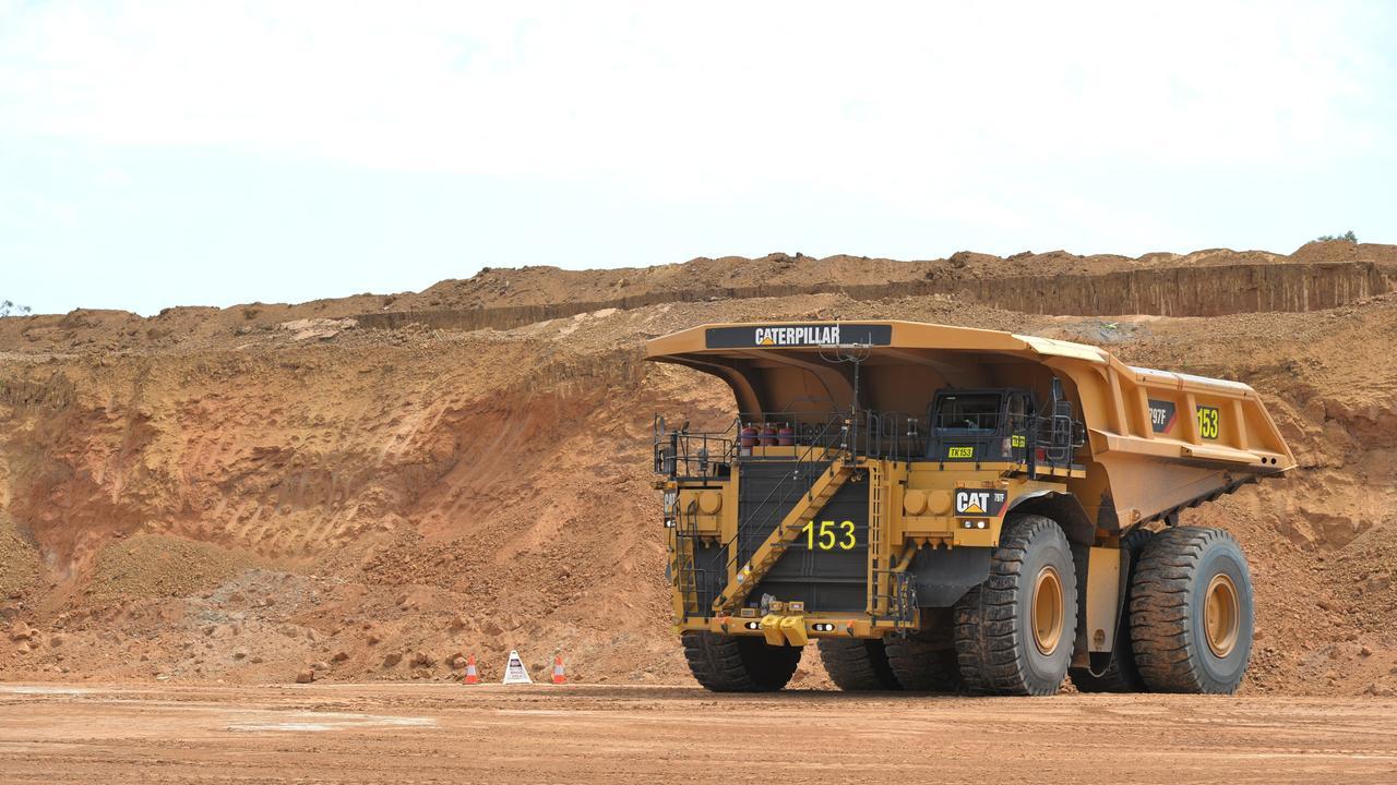 Caval Ridge Mine. Picture: Lee Constable