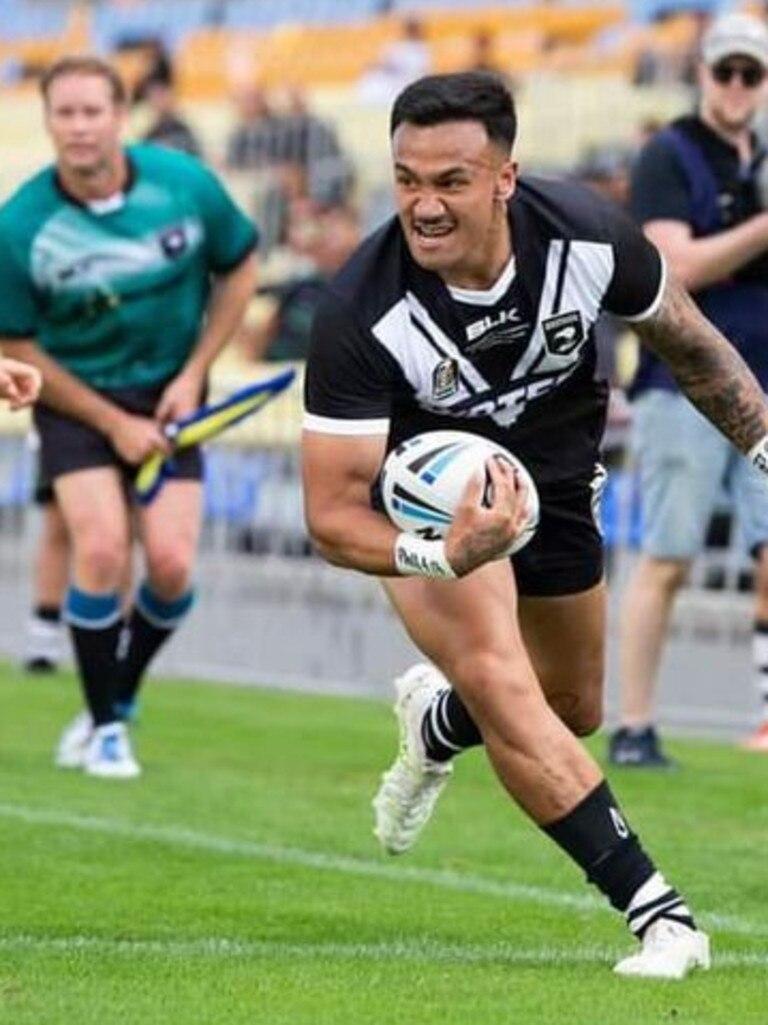 Beerwah Bulldogs new signing Sam Fa'apito
