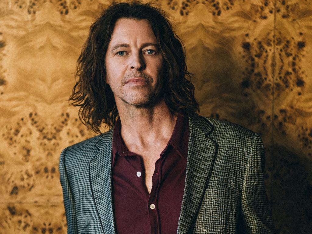 Bernard Fanning is the February patron for the Serenade start-up. Picture: Supplied/Cybele Malinowski