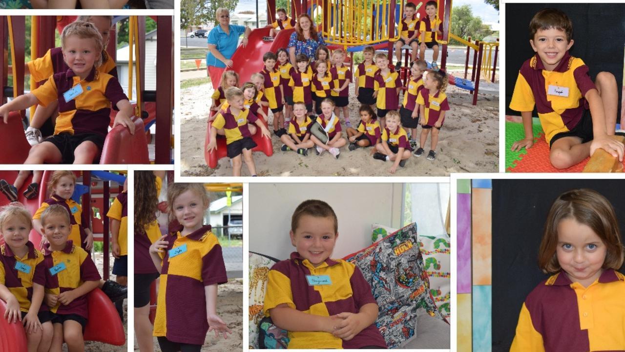 FIRST DAY: Chinchilla State Primary School - Prep Classes 2021. Pic: Peta McEachern