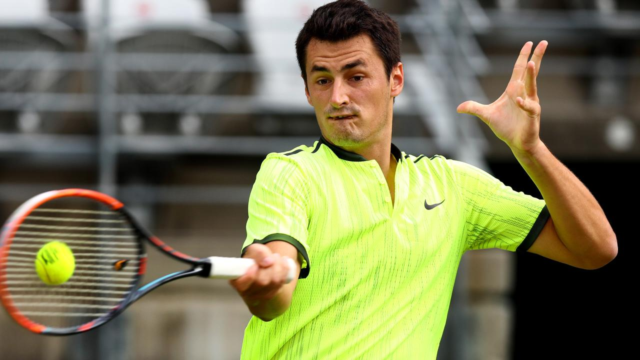Can Bernard Tomic compete with the world's best?