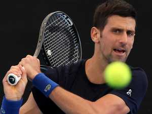 Djokovic speaks after emerging from quarantine