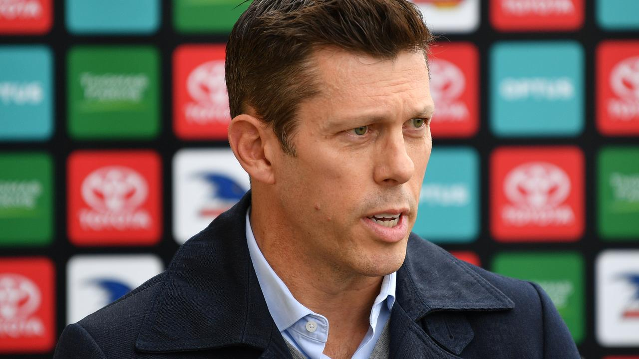 "Adelaide CEO Andrew Fagan is out the door after the club's ""free fall"" with one high-profile star revealing a bitter falling out that remains broken."