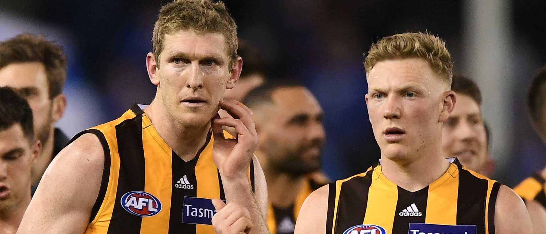Hawthorn has announced Ben McEvoy will captain the club in 2021