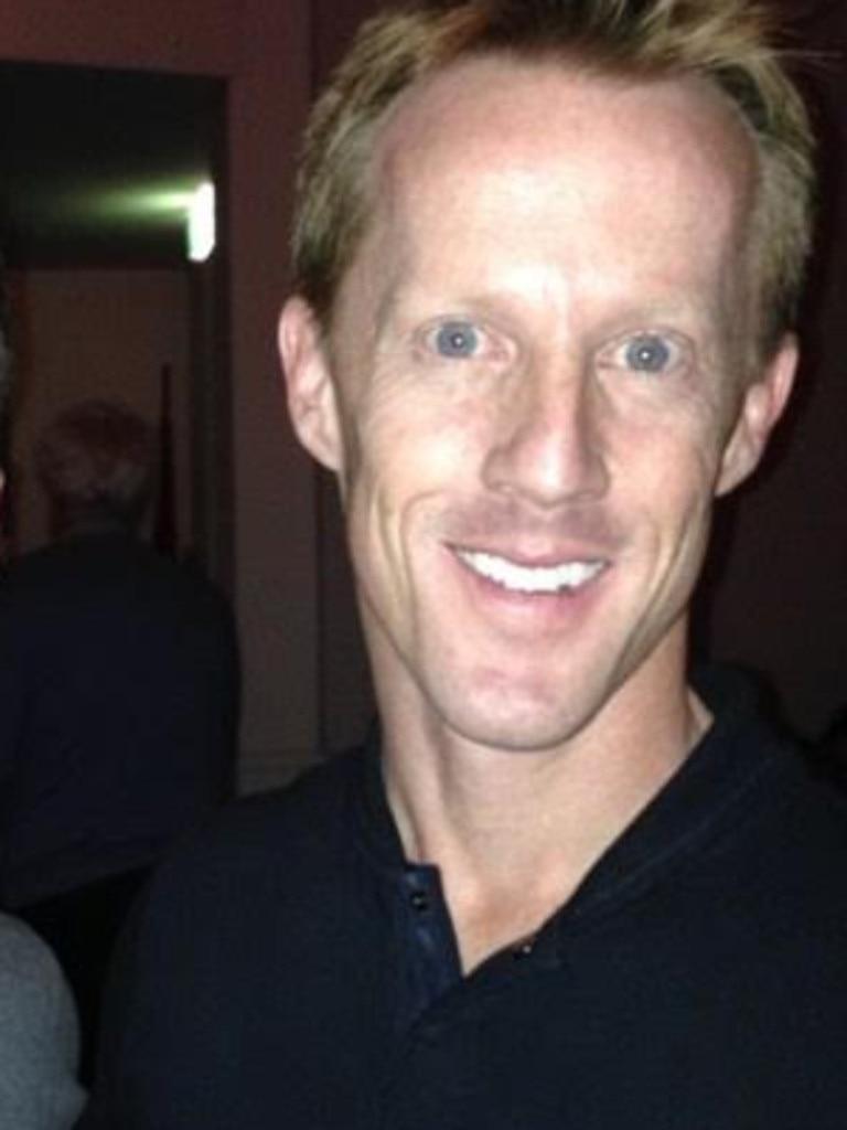 Pilot Gareth Morgan.