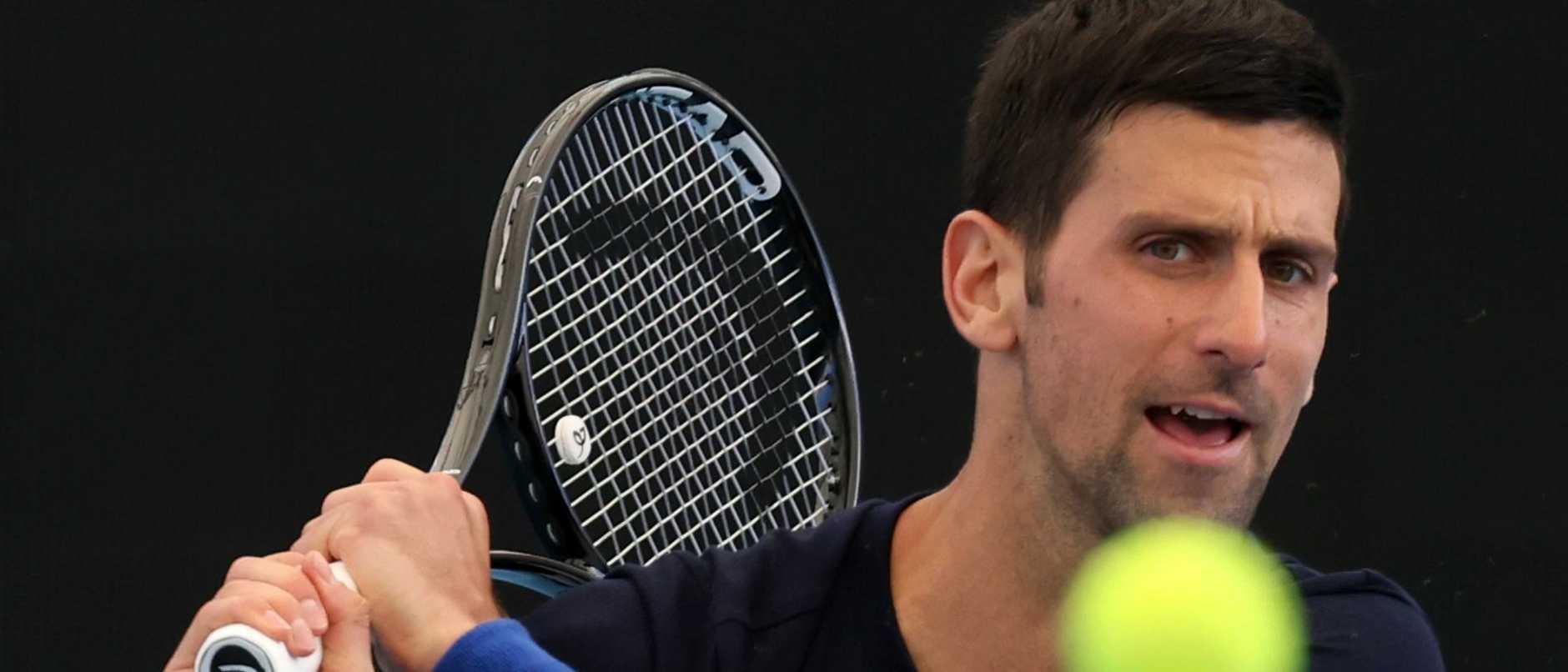 Novak Djokovic, Rafael Nadal, Serena Williams and Naomi Osaka emerge from quarantine in Adelaide