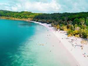Patient flown to hospital following Fraser Island incident