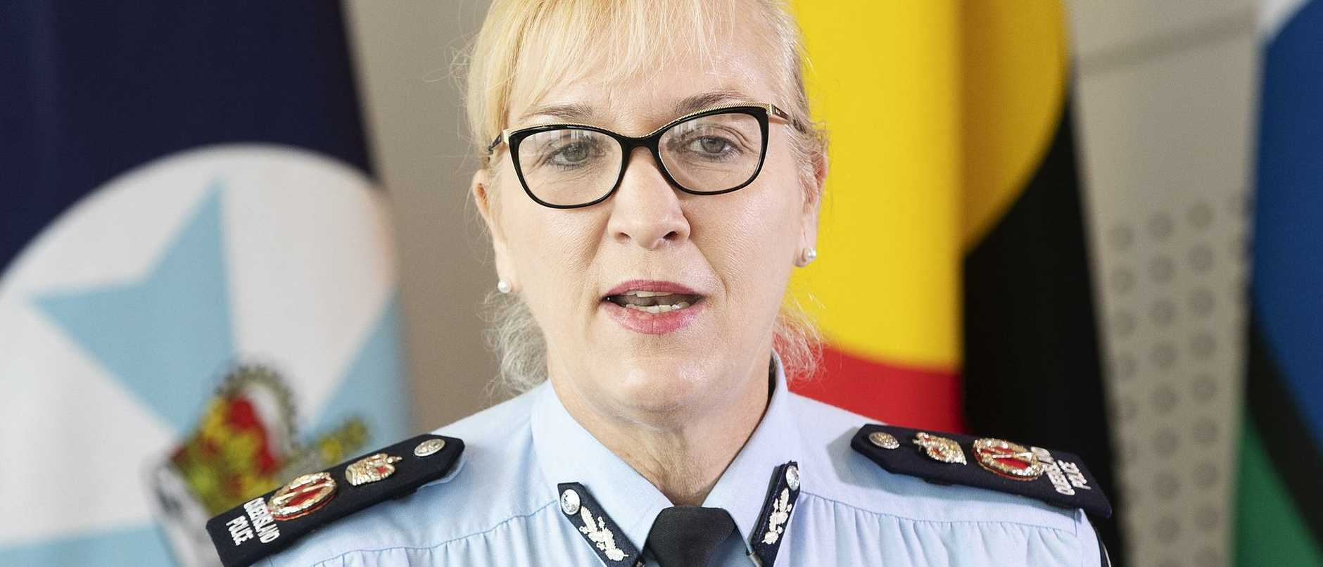 Police Commissioner has confirmed the teen charged over the Alexandra Hills tragedy was on bail for a 'traffic matter' he would not have been remanded for.