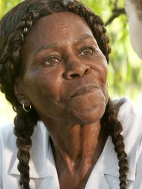 Cicely Tyson in The Help.