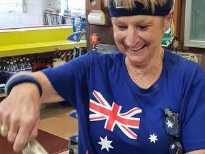 Australia Day at Sarina Bowls Club