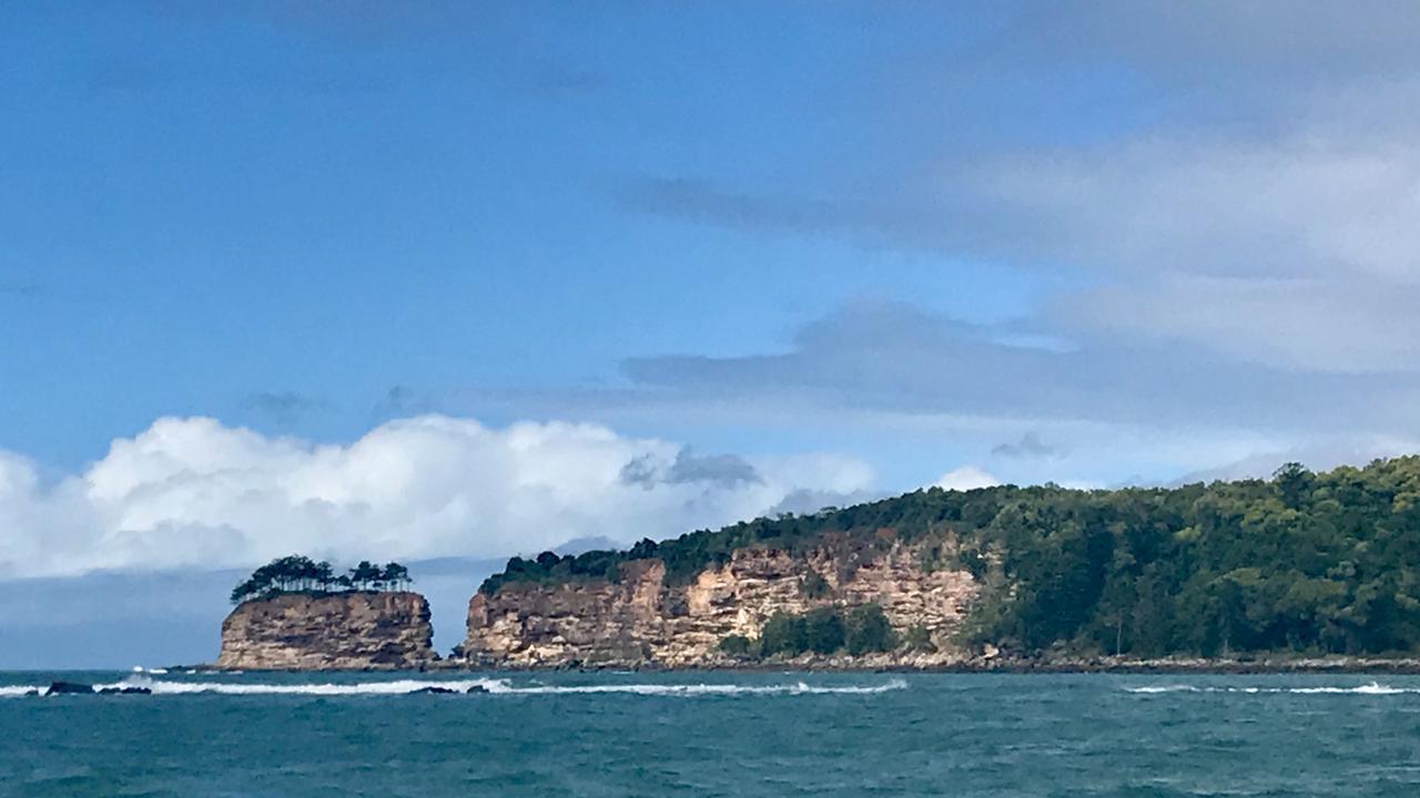 Newry Islands off Seaforth coast, north of Mackay.