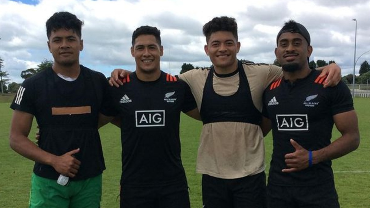 Roger Tuivasa-Sheck has always wanted to play for the All Blacks.