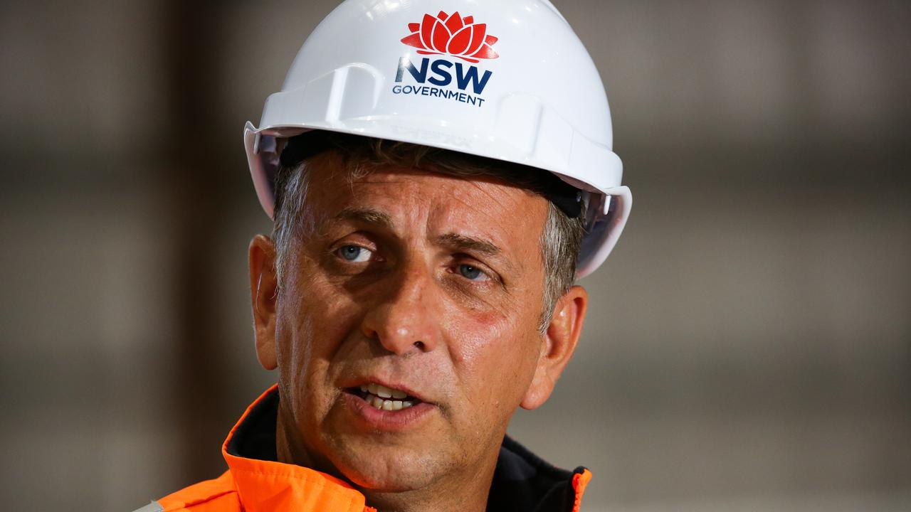 Andrew Constance could have a tilt at federal politics. Picture: NCA NewsWire/Gaye Gerard
