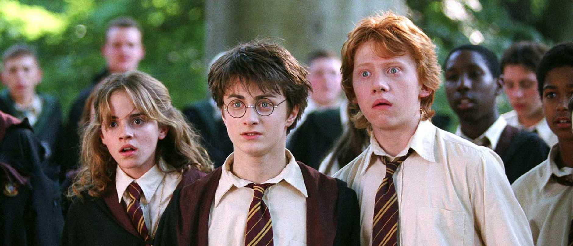 This year marks 20 years since we first travelled to Hogwarts on the big screen.