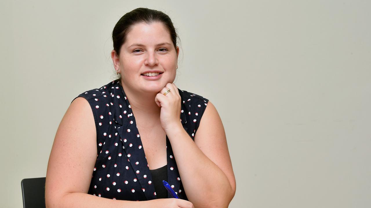 Daily Mercury Journalist Heidi Petith. Picture: Tony Martin