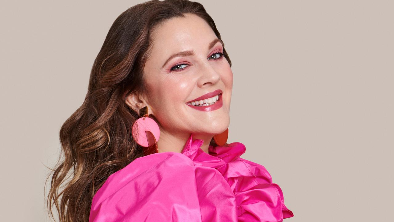 She has Hollywood's biggest names on speed dial but Drew Barrymore admits she geeks out at much as viewers on her new talk show.