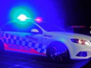 Two men in hospital after argument allegedly gets physical