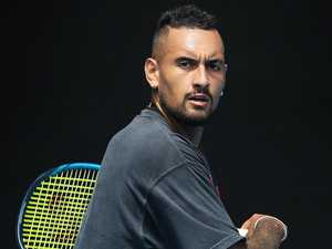 I didn't touch a tennis racquet for months: Kyrgios
