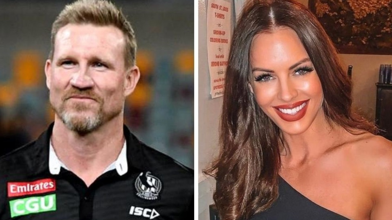 Nathan Buckley's marriage split sent shockwaves through the AFL, now he's turning heads with some eye-catching Instagram action.