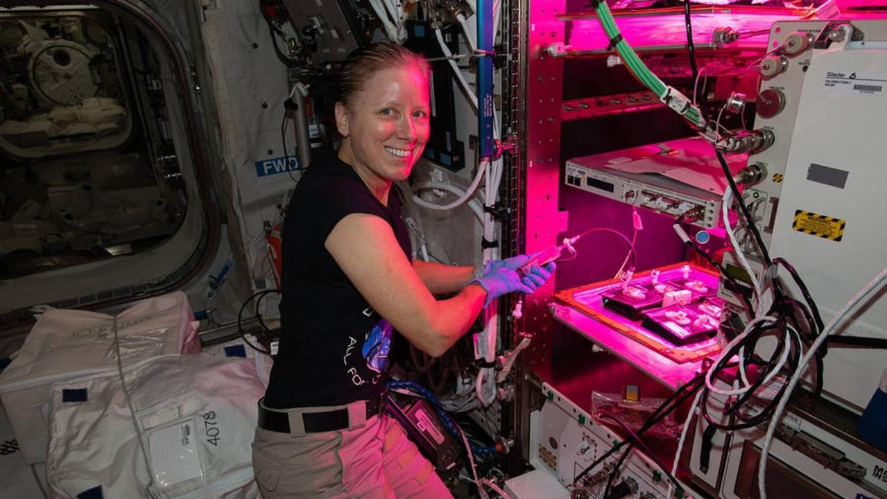 Is there life on Mars? Maybe. There's definitely life on the International Space Station. Physicist Dr Shannon Walker on what it's like up there.
