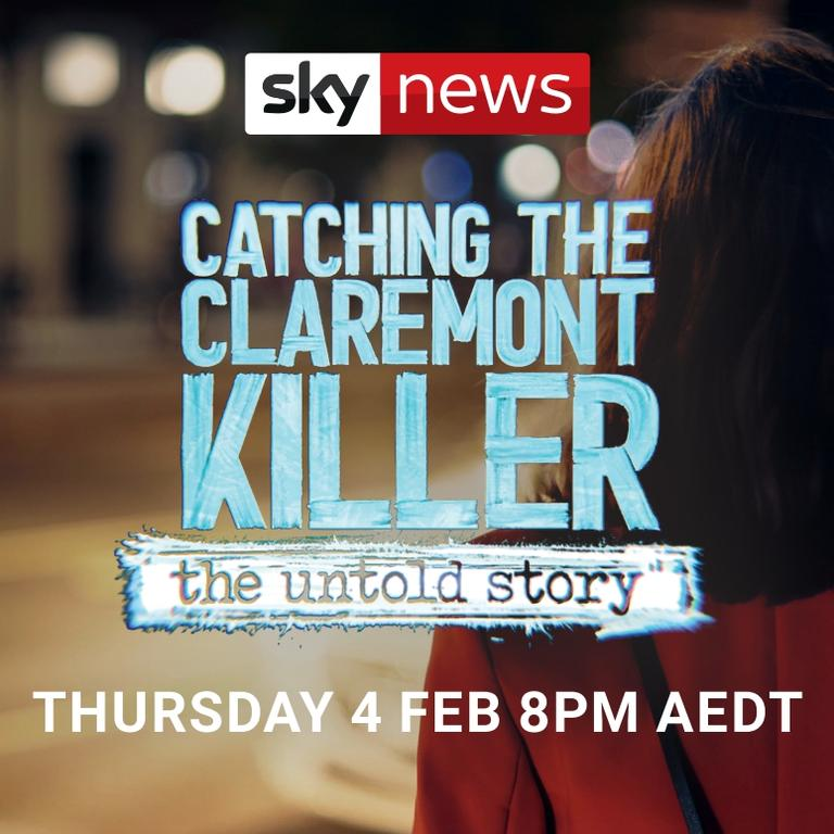 Untold story ... Sky's documentary goes deep into the case.
