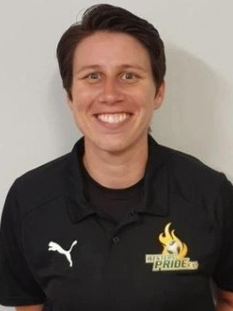 Western Pride 2021 vice-captain Bianca Warrener