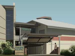 Prestigious private school pitches new look for music centre