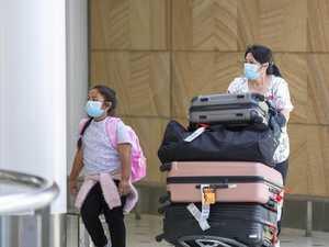 NZ-Australia flights back after COVID scare