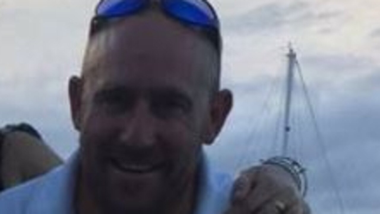 Damien John Geljon, 44, pleaded guilty in Gladstone Magistrates Court on Monday to drink-driving.