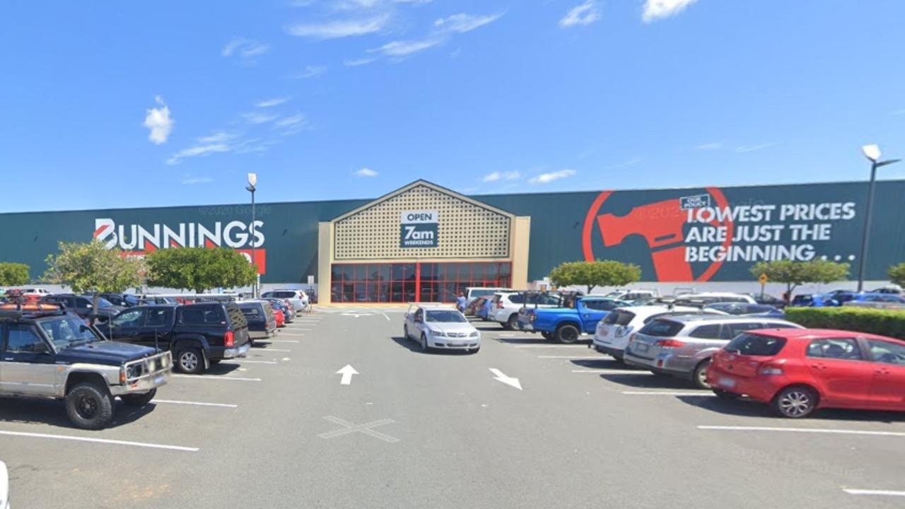 "Bunnings Warehouse in Stafford are ""offering support"" to the owner of a small dog fatally attacked by an allegedly unrestrained pit bull in a Brisbane store. Image from Google Maps"