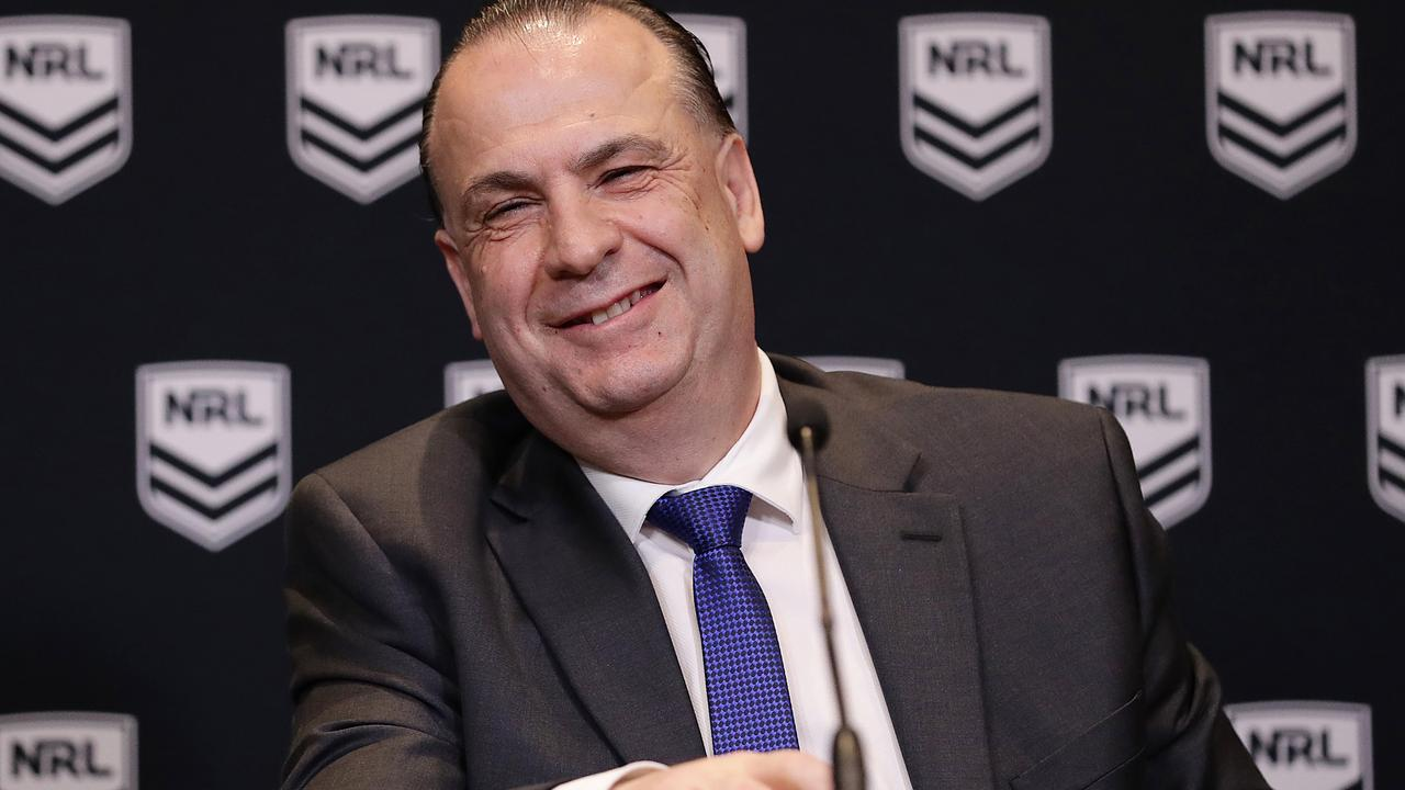 NRL wants a second Brisbane team by 2023