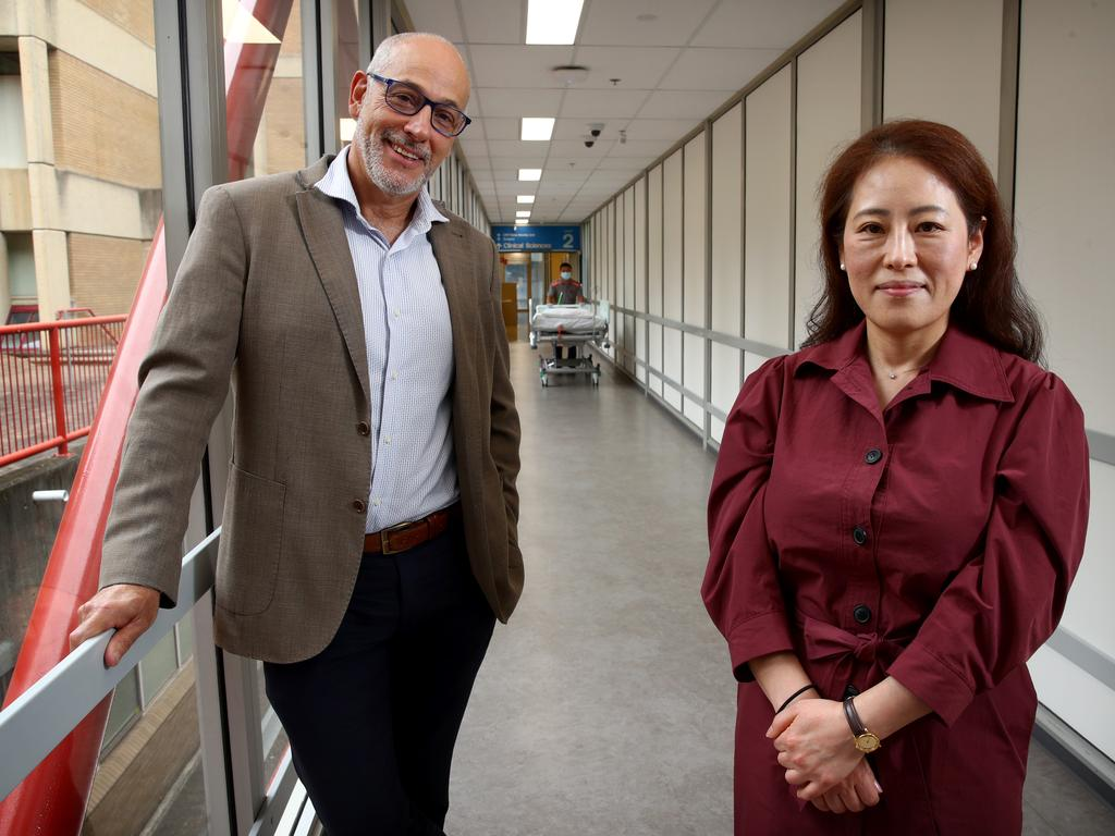Westmead Hospital Adolescent Clinic has seen a huge success in helping patients with eating disorders of multicultural backgrounds. Picture: Toby Zerna