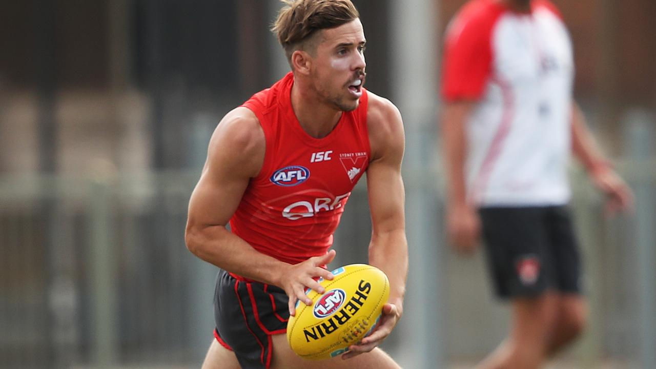 Jake Lloyd is a safe — but expensive — KFC SuperCoach pick. Picture: Phil Hillyard