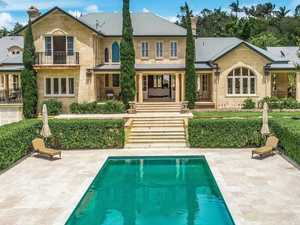 Inside Matt Damon's $7k-a-night mansion