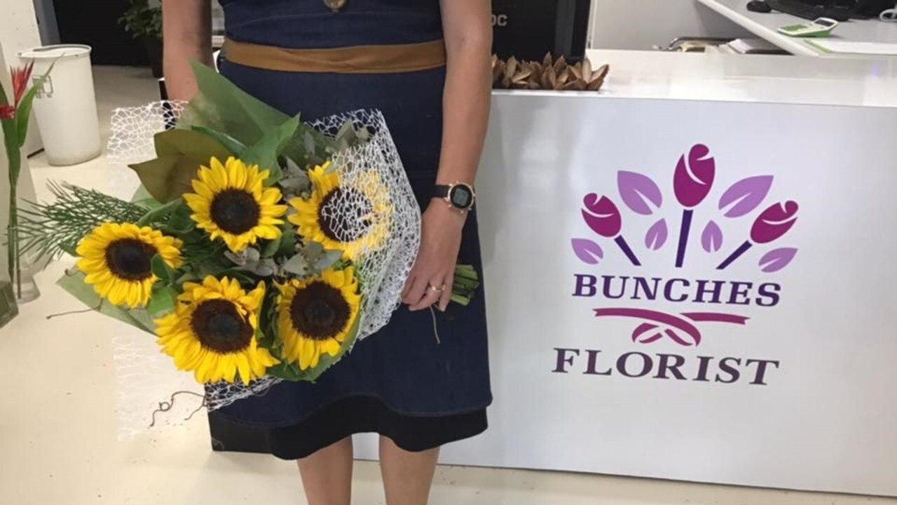 Bunches Australia florist, Maryborough