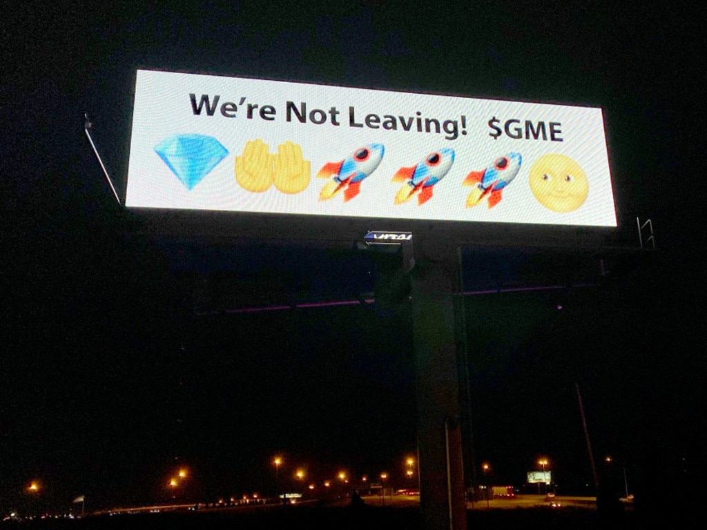 A billboard spotted in Oklahoma.