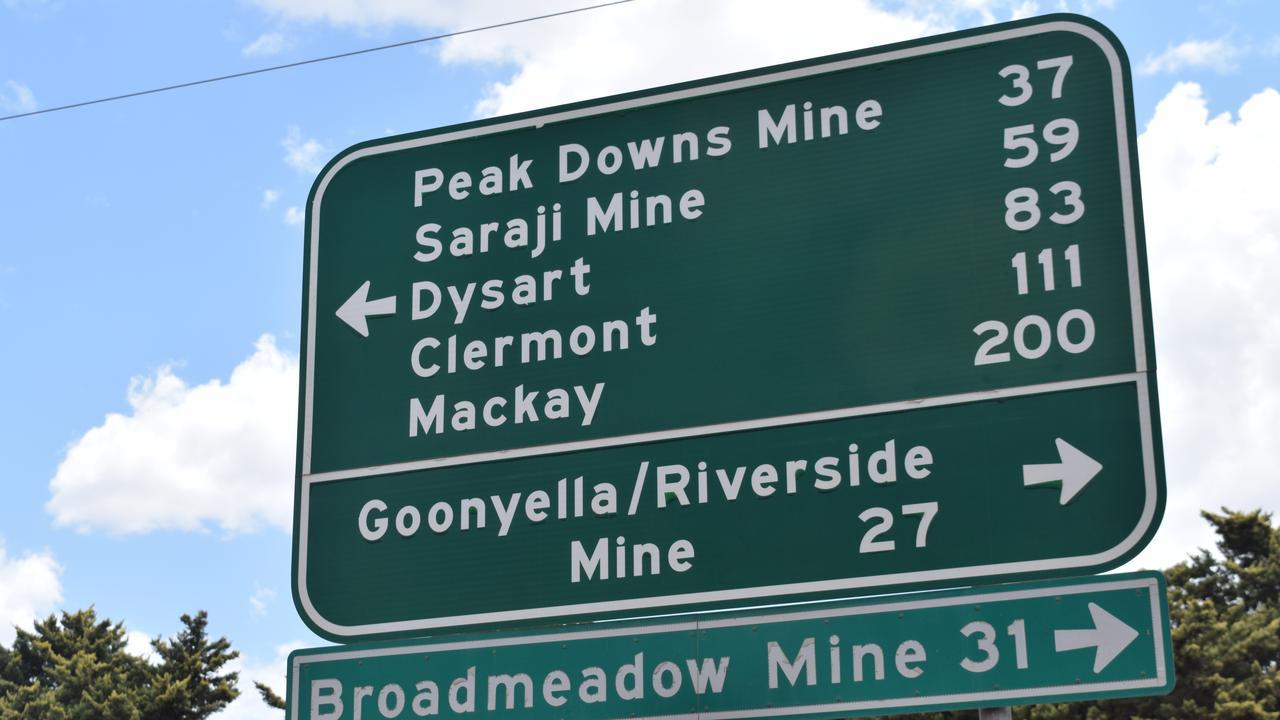 Isaac region mines include the Peak Downs Mine, Saraji Mine, Goonyella Riverside Mine, Broadmeadow Mine. Neighbouring communities include Dysart, Clermont and Mackay. Generic. Picture: Zizi Averill