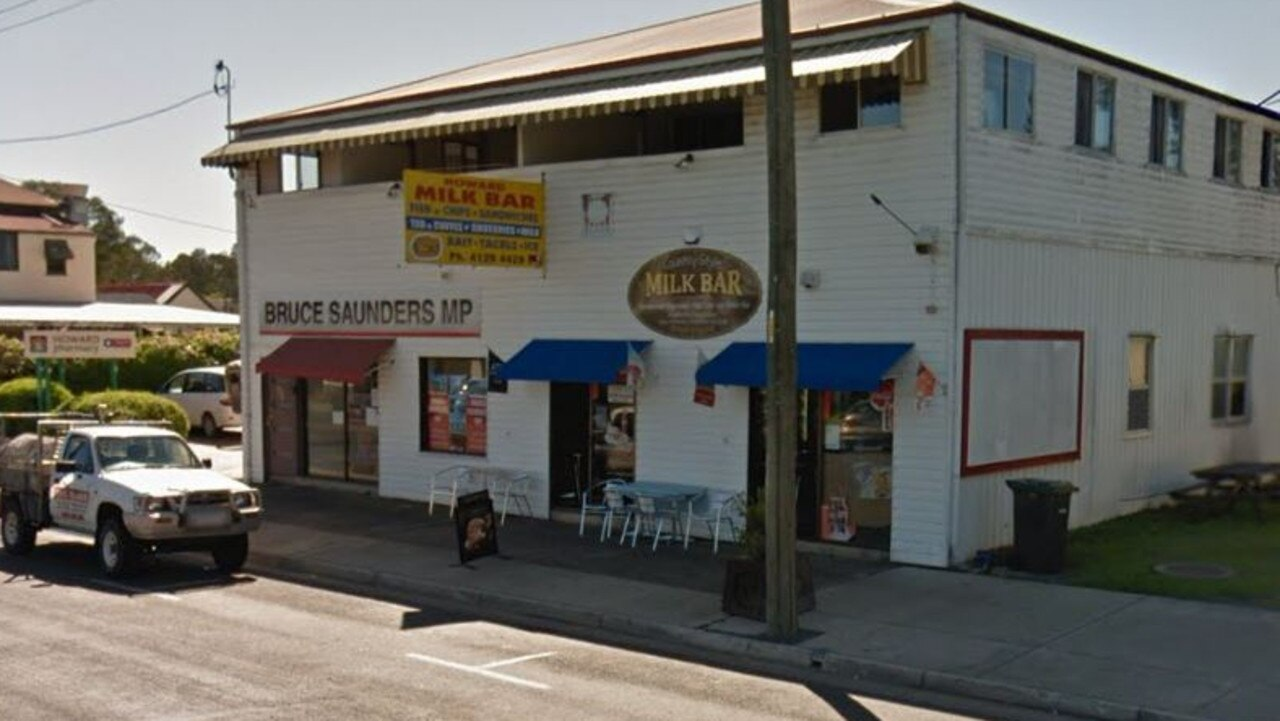 Howard Country Style Milk Bar