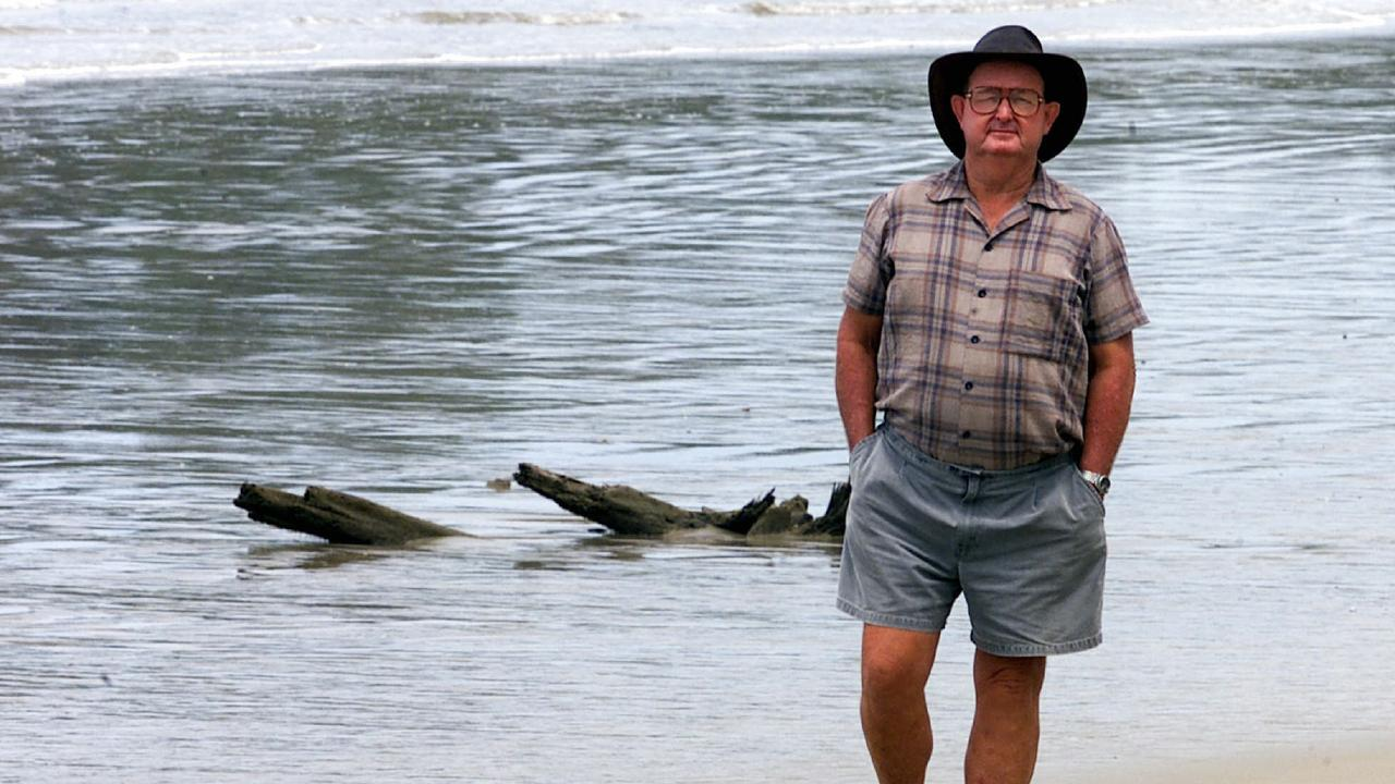 Martin Tenni at Kewarra Beach