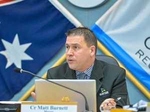 Burnett opposes Gladstone quarantine camps